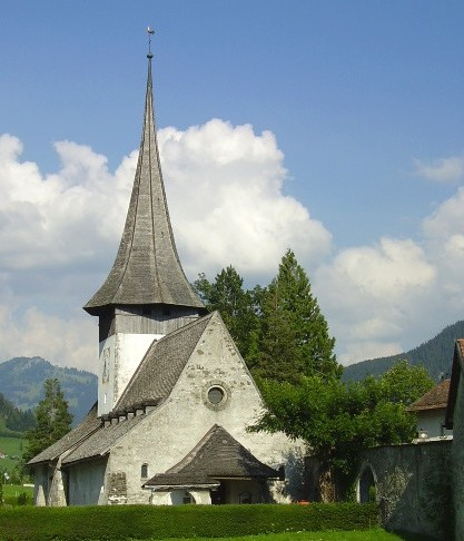 Eglise-Rougemont