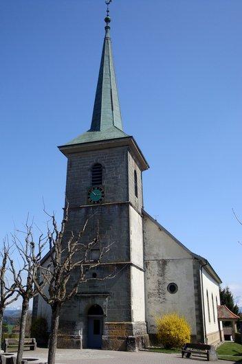 4ème Concert du Jorat, Eglise de Mézières