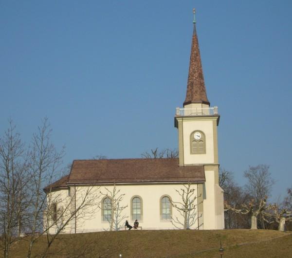 Temple de Bussigny – Concert méditation du Vendredi-Saint