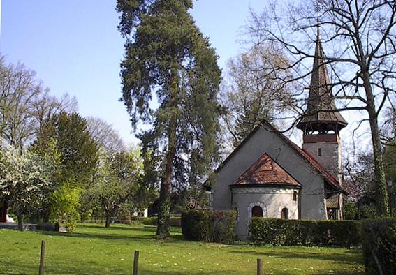 Concert au Grand-Saconnex, chapelle des Crêts