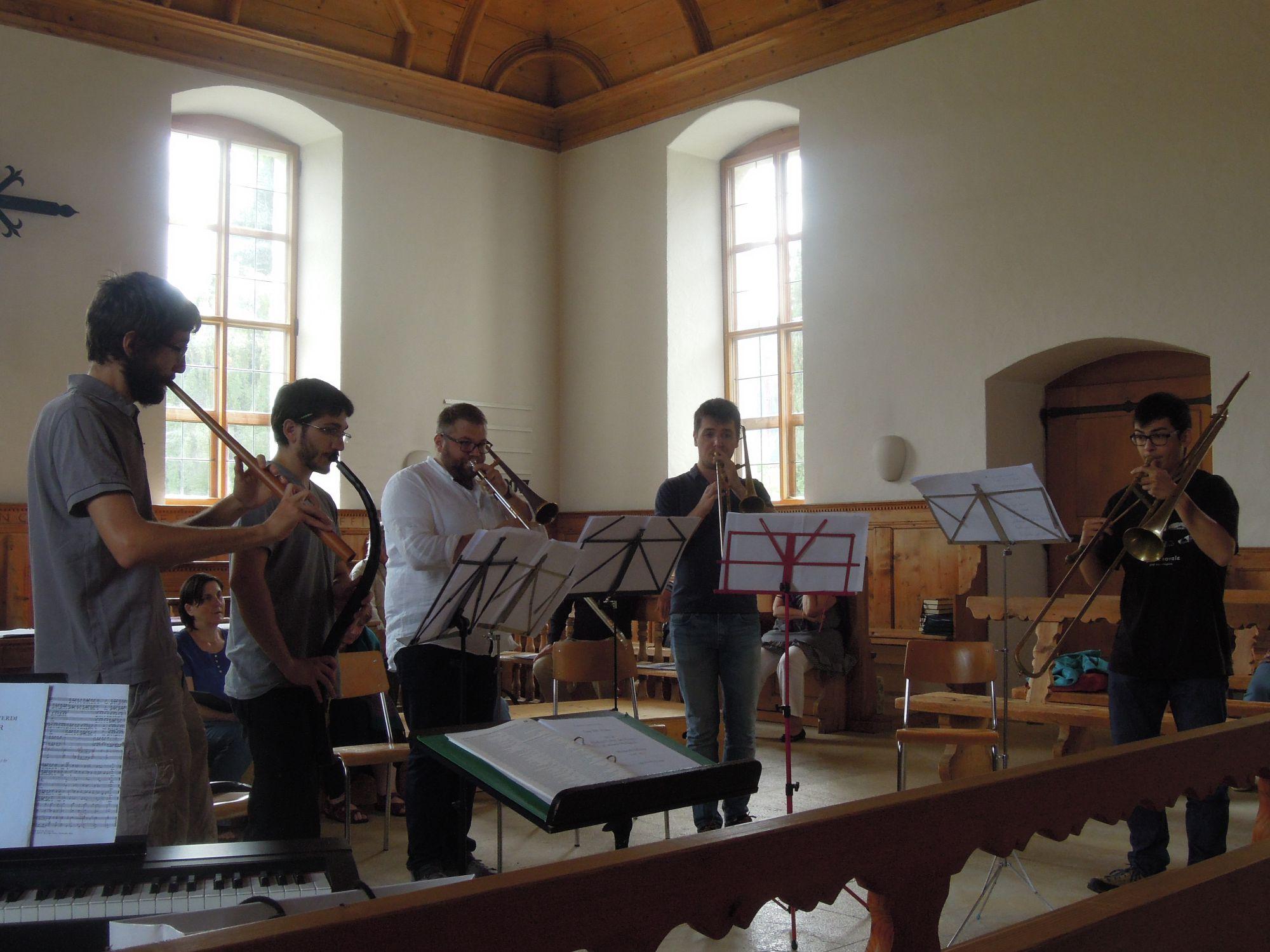 Nos musiciens invités