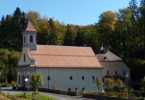 Concert à deux choeurs à l'Abbaye de Montheron, 16h dimanche 4 nov.