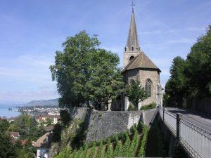 Concert à l'Eglise Saint-Vincent de Montreux